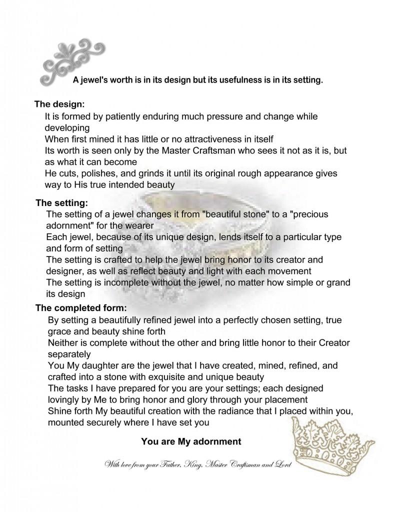 A jewel pg 23