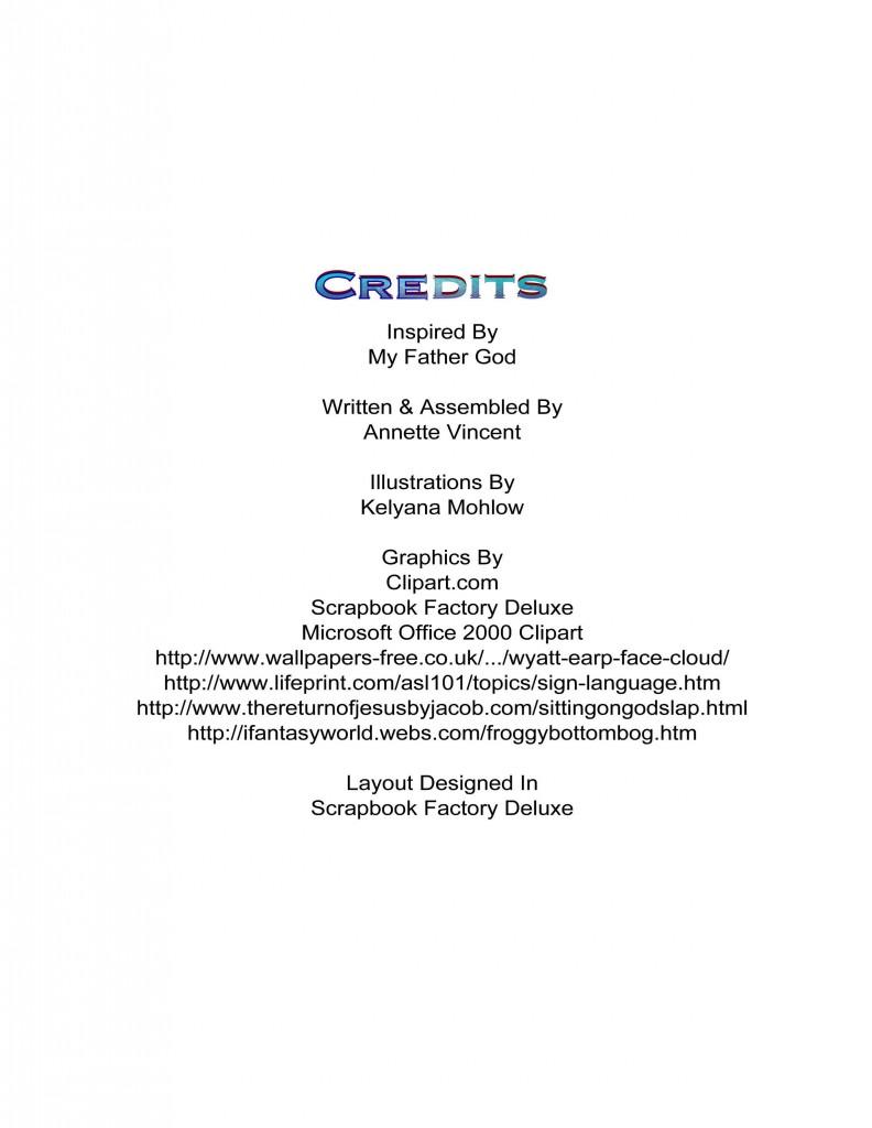 Credits pg2