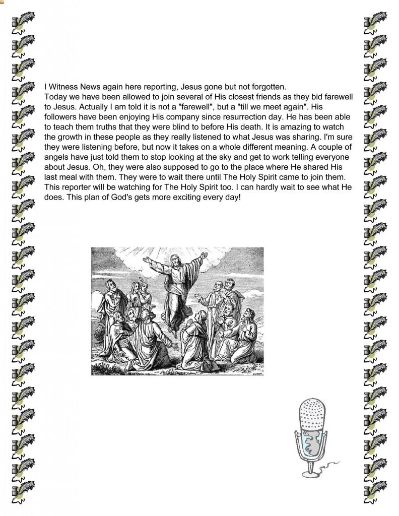 I witness assention pg 41