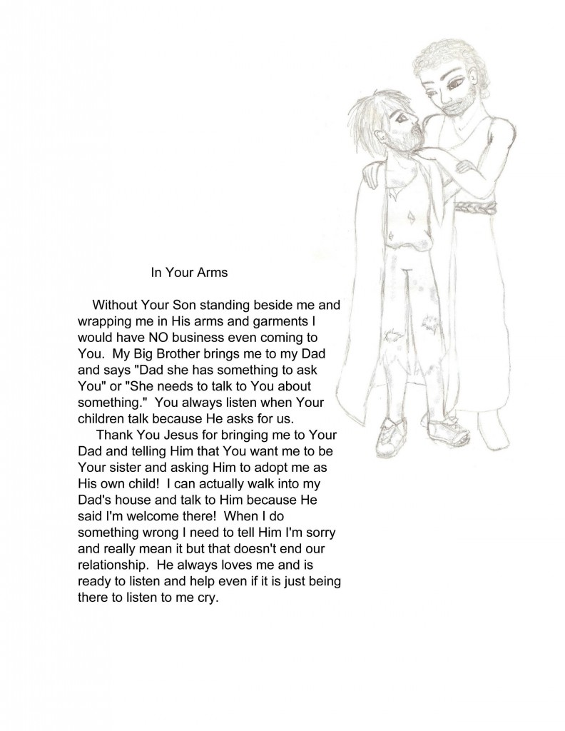 In your arms pg 33