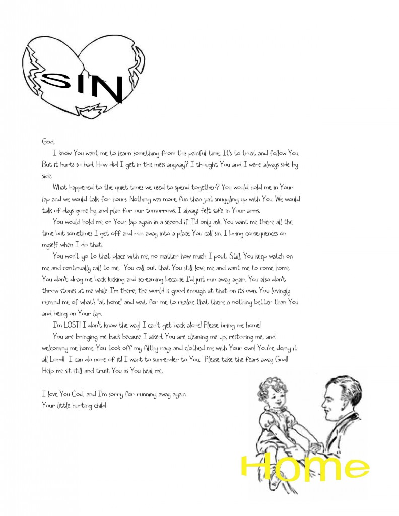 Letter to God pg 45