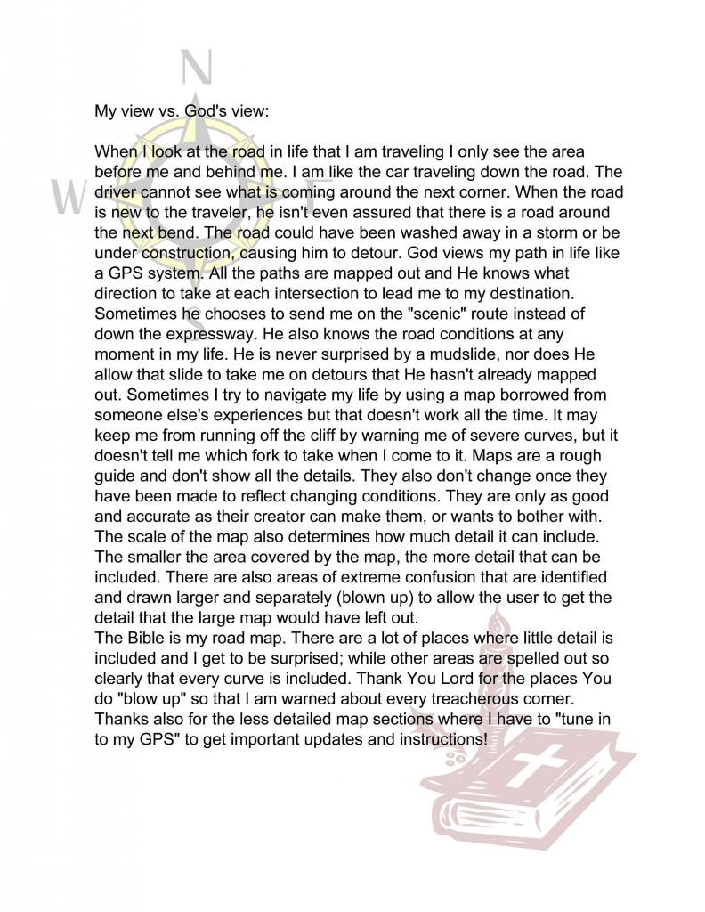 My view v God's view pg 16