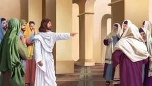 The Seven Woes to the Pharisees