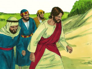 Another walk with Jesus
