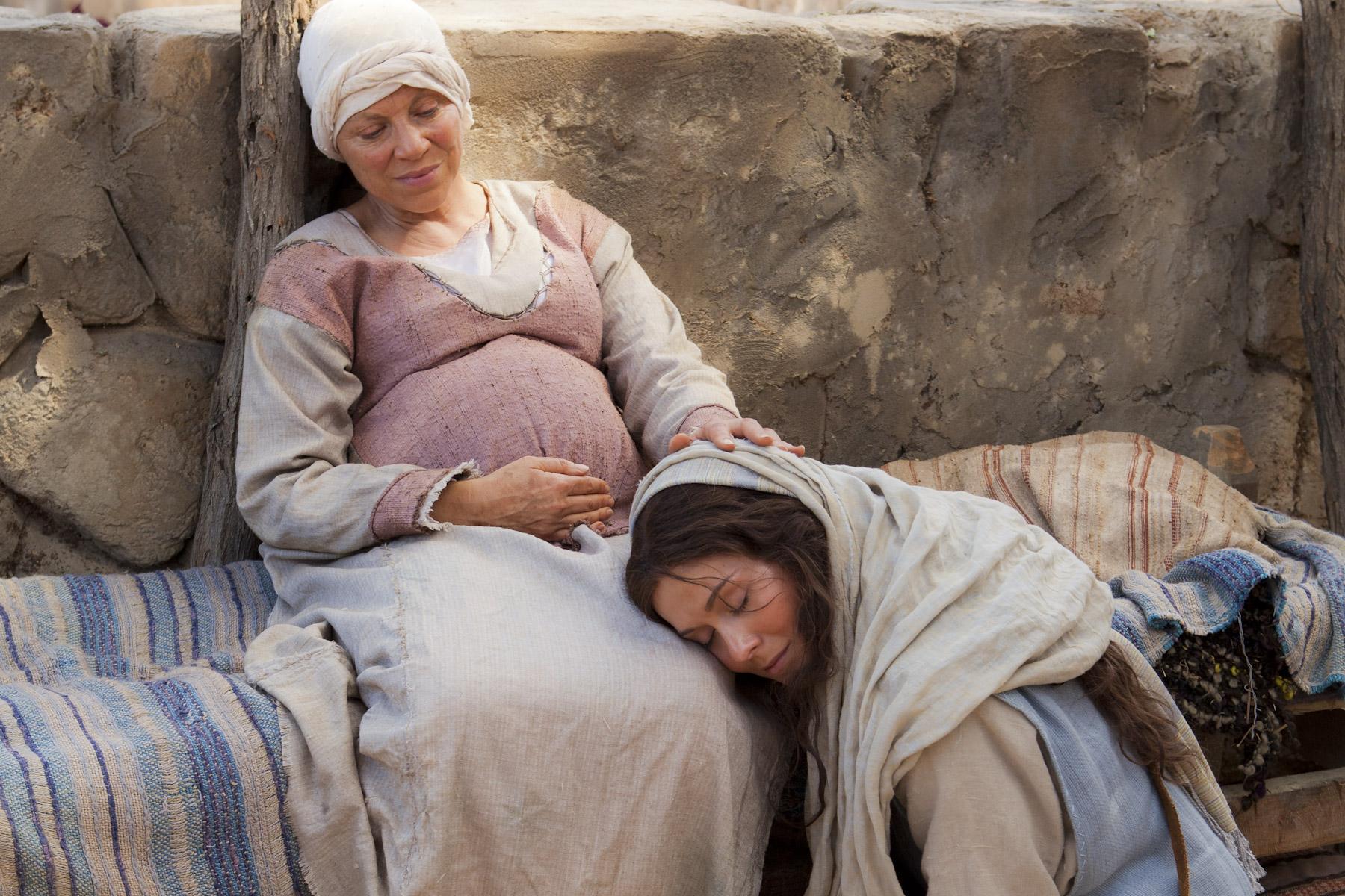 Nativity Joseph And Mary Journey To Bethlehem Story For Kids
