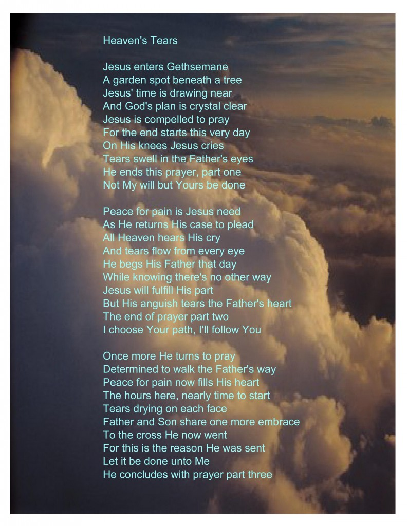 Prayer in three parts pg 17