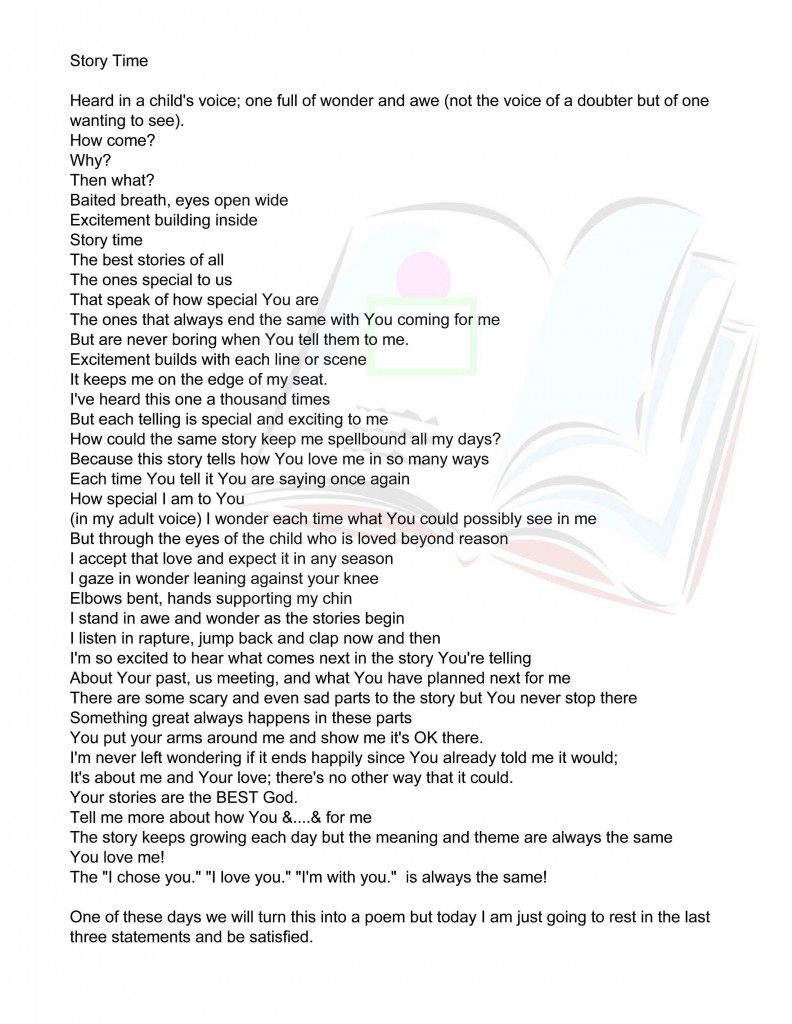 Story time part 1 pg 4