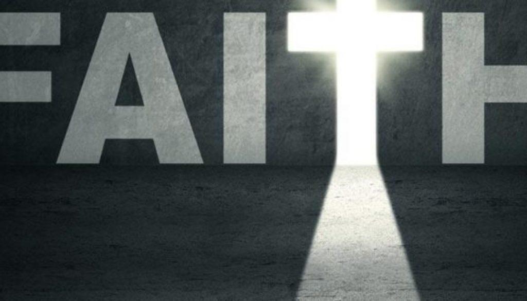 I want THAT KIND of faith!