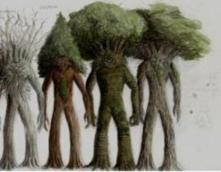 I see men like trees walking around