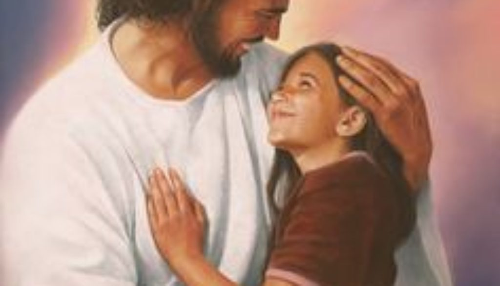 My Personal Savior!