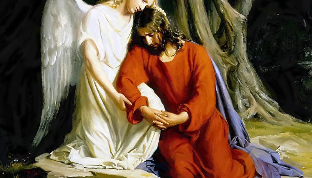 Luke 22:39-46 The Hug Before The Battle