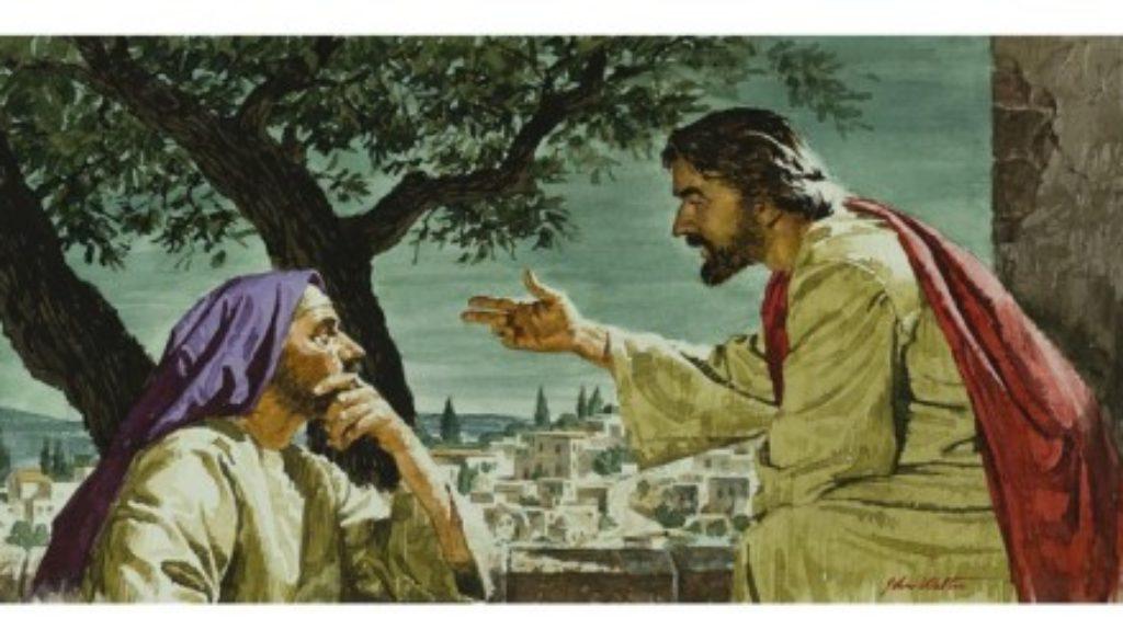 John 3:1-15 Nicodemus' Question