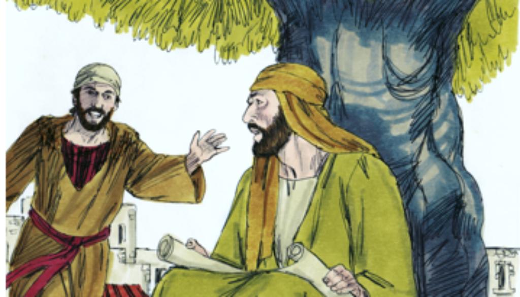 John 1:43-51 Philip and Nathanael