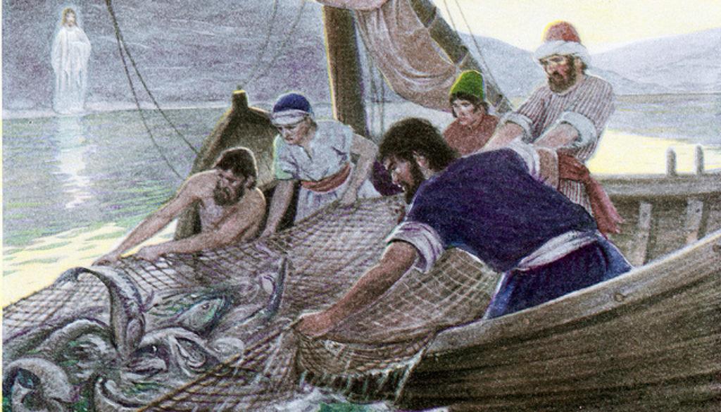 John 21:1-14 A Fish Story