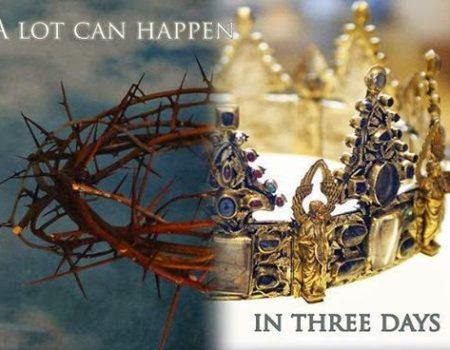 John 18:33-40 For This Purpose