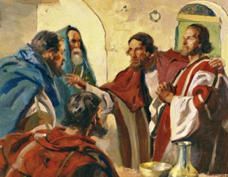 Acts 9:26-31 Saul's Second Escape