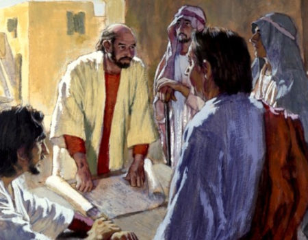 Acts 19:1-10 Taking the Next Step