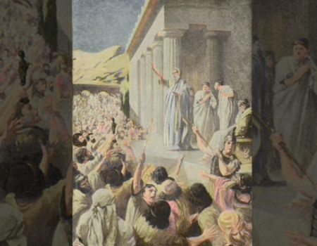 Acts 19:21-41 NOT Quiet on the Eastern Front
