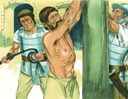 Acts 22:22-29 A Roman Citizen!