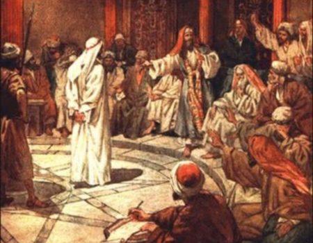 Acts 22:30-23:11 Tribune Still Curious