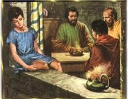Acts 20:7-16 Asleep In The Window