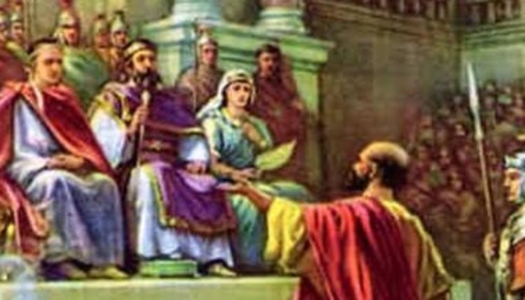 Acts 26 The Heart of the Matter