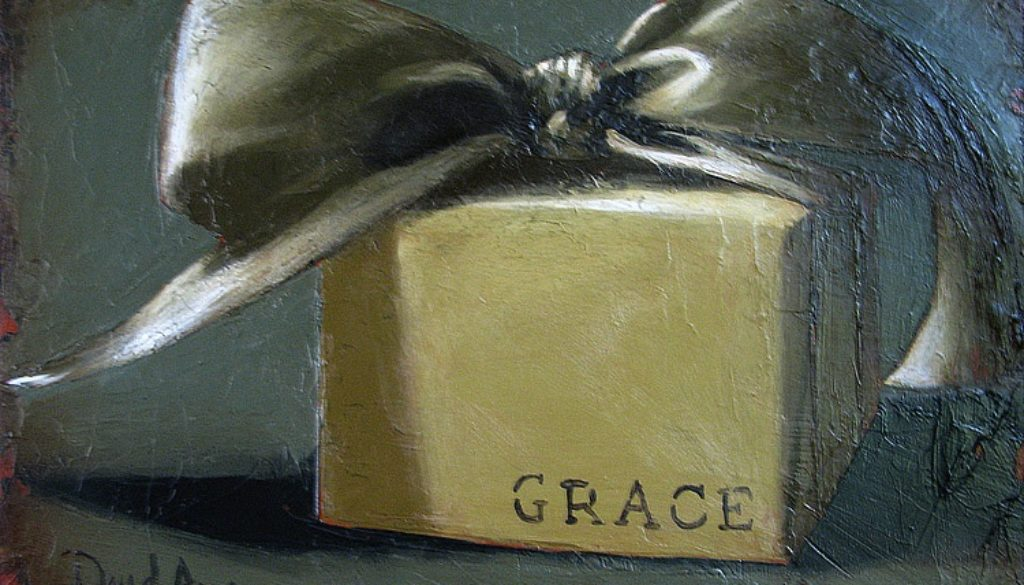 Romans 3:21-31 The Gift of Grace