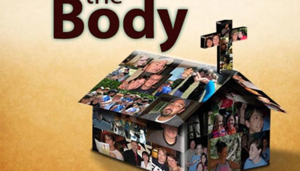1 Corinthians 12:12-31 His Body Parts