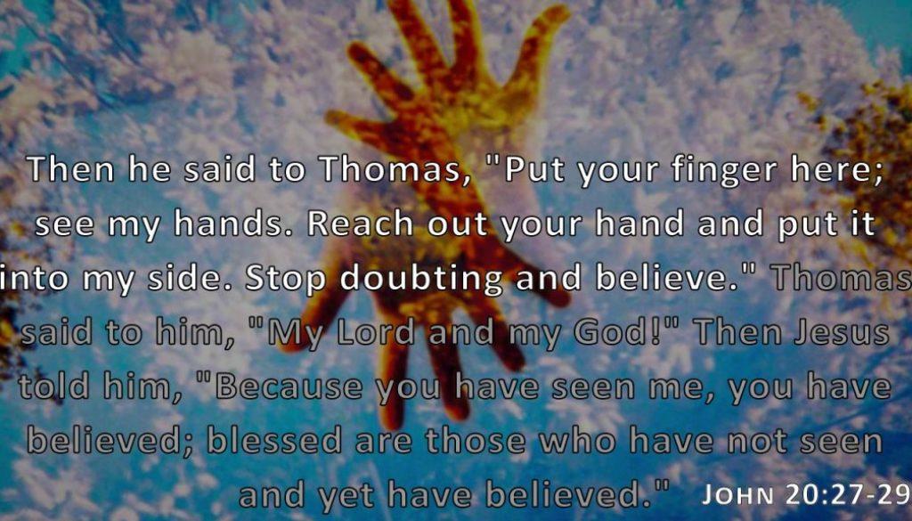 2 Corinthians 3:1-18 Proof of Life