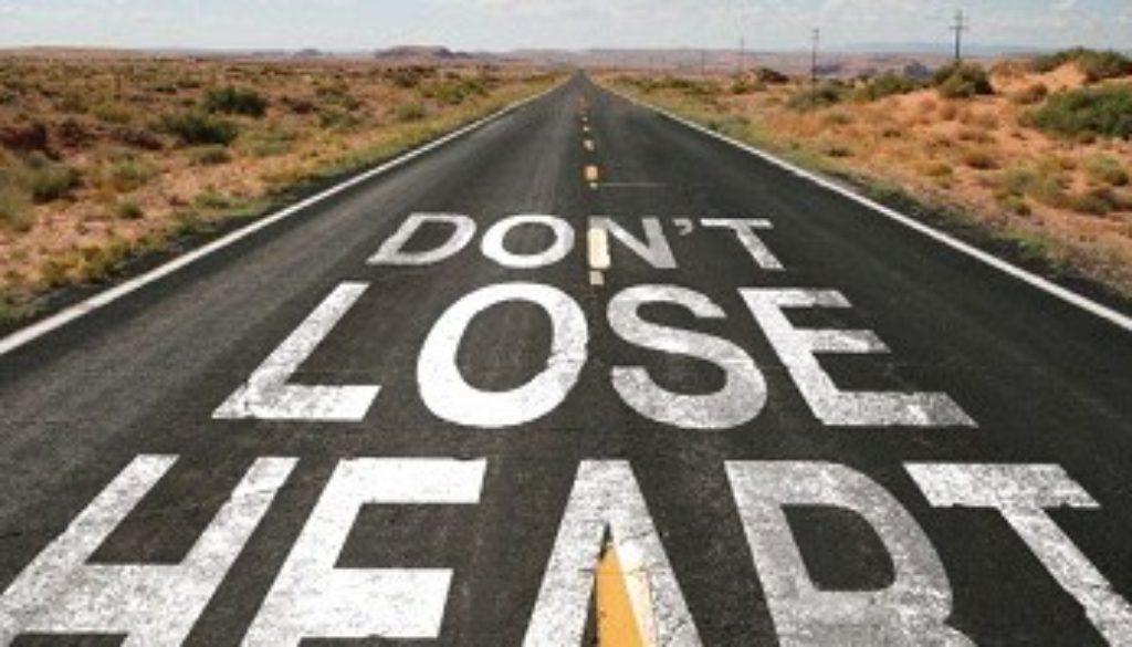 Galatians 6:1-10 Don't Grow Weary