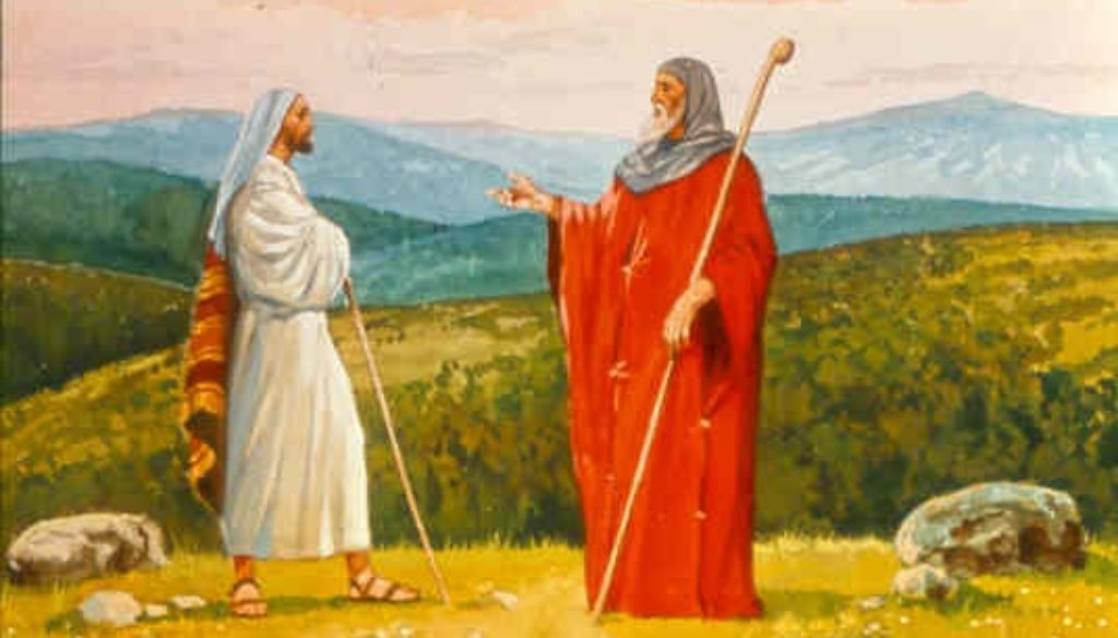Genesis 21:22-34 Truth Treaty