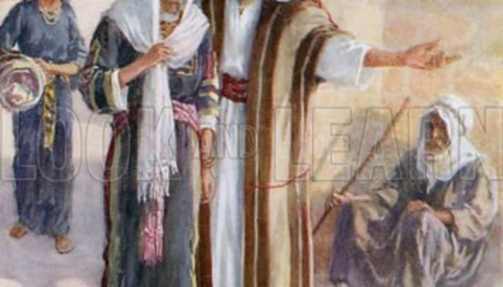 Genesis 12:10-20 A White Lie