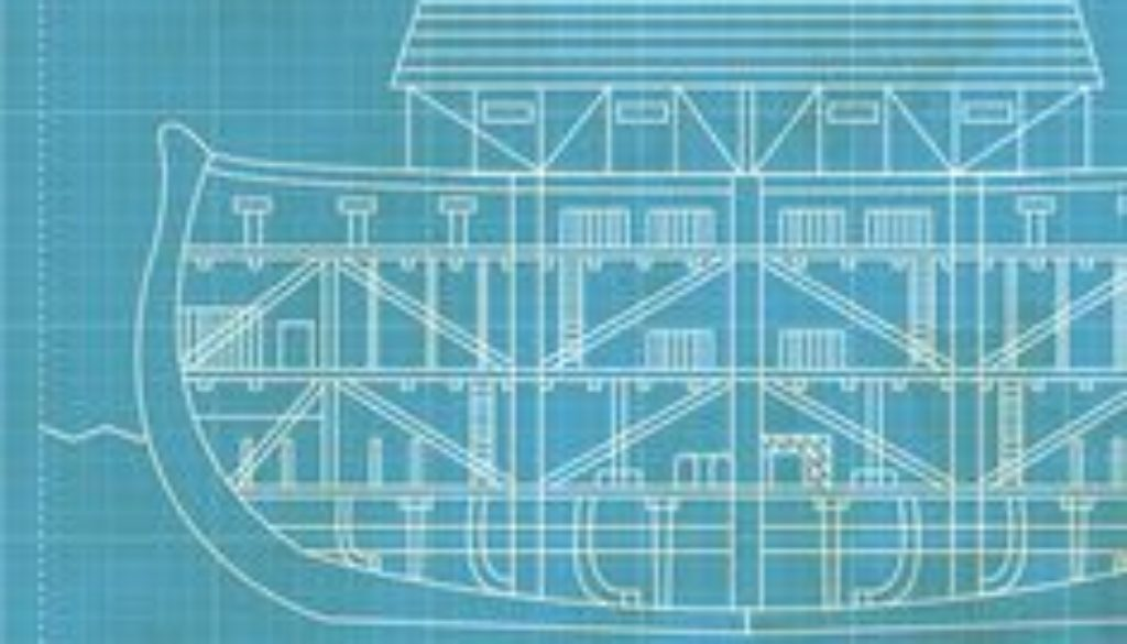 Genesis 6:9-22 Blueprints