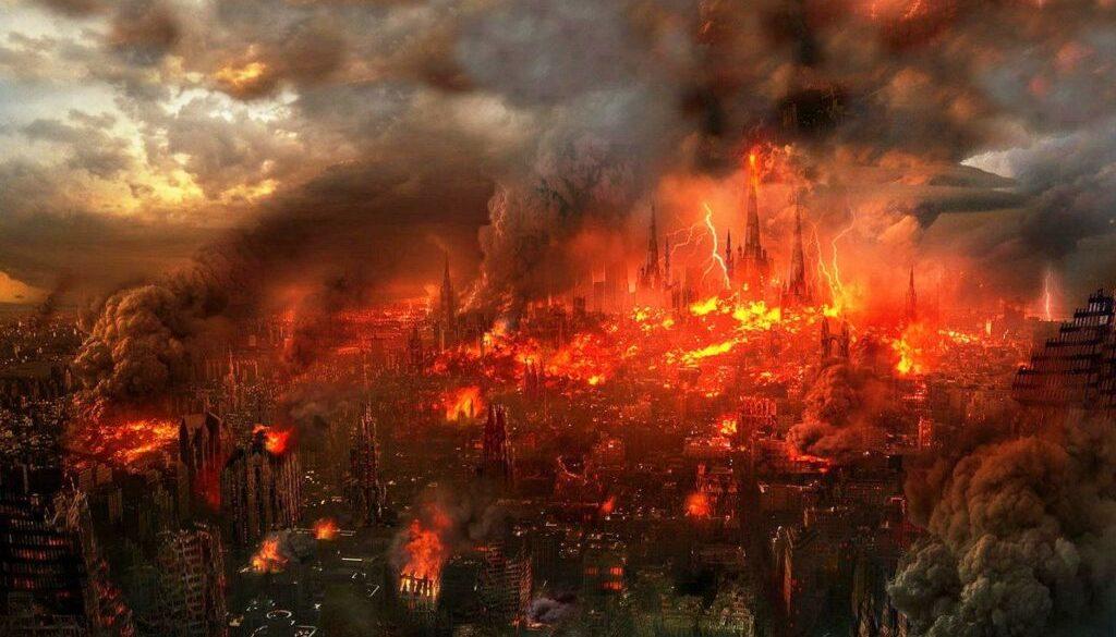Revelation 18:1-24 Total Destruction!