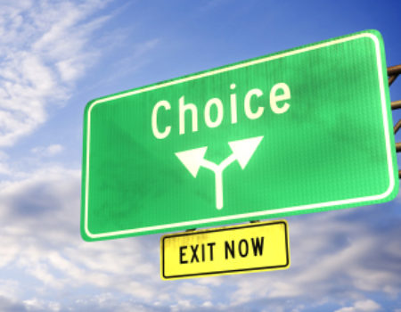 Hebrews 2:5-18 He Made a Choice
