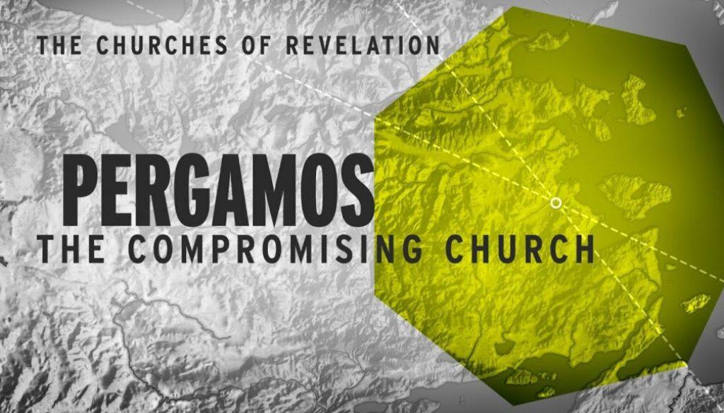 Revelation 2:12-17 Pergamum Church