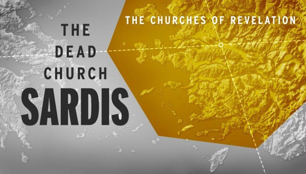 Revelation 3:1-6 Sardis Church
