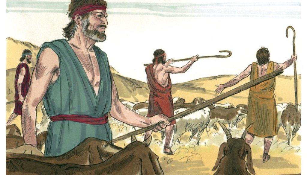 Genesis 30:25-43 Selective Breeding