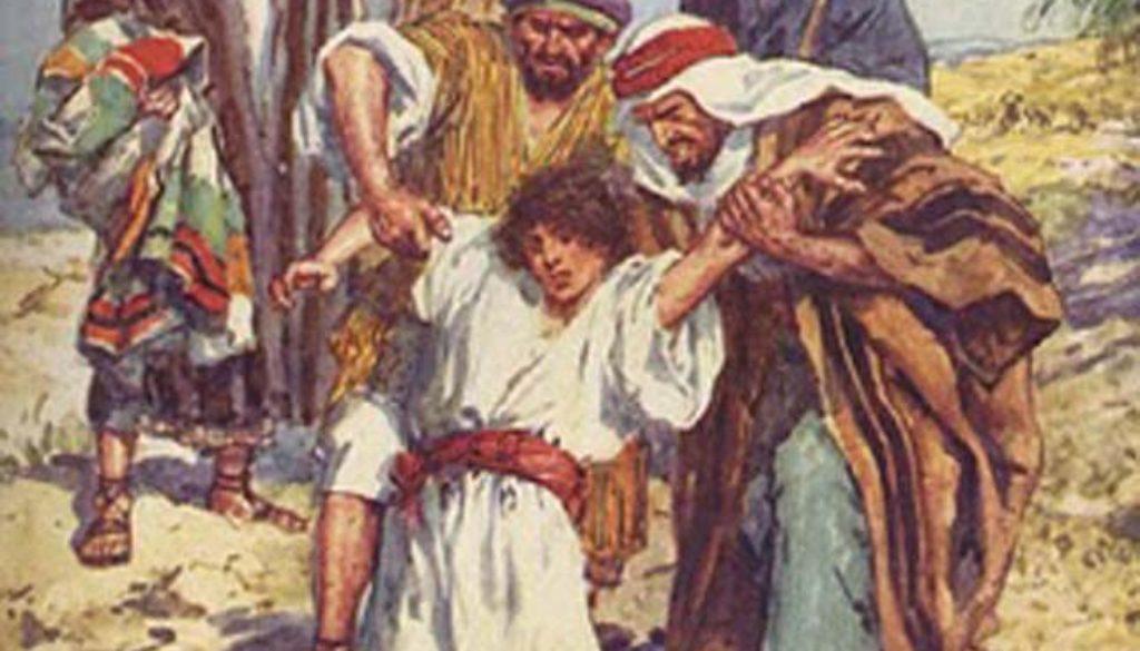 Genesis 37:12-36 Jealousy & Betrayal