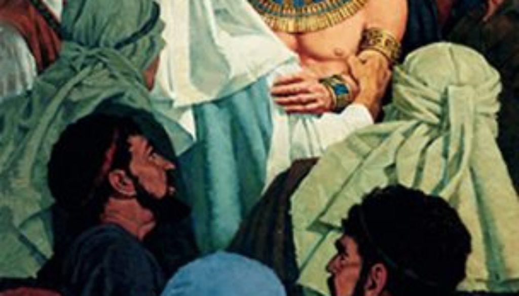 Genesis 50:15-21 Joseph's Heart