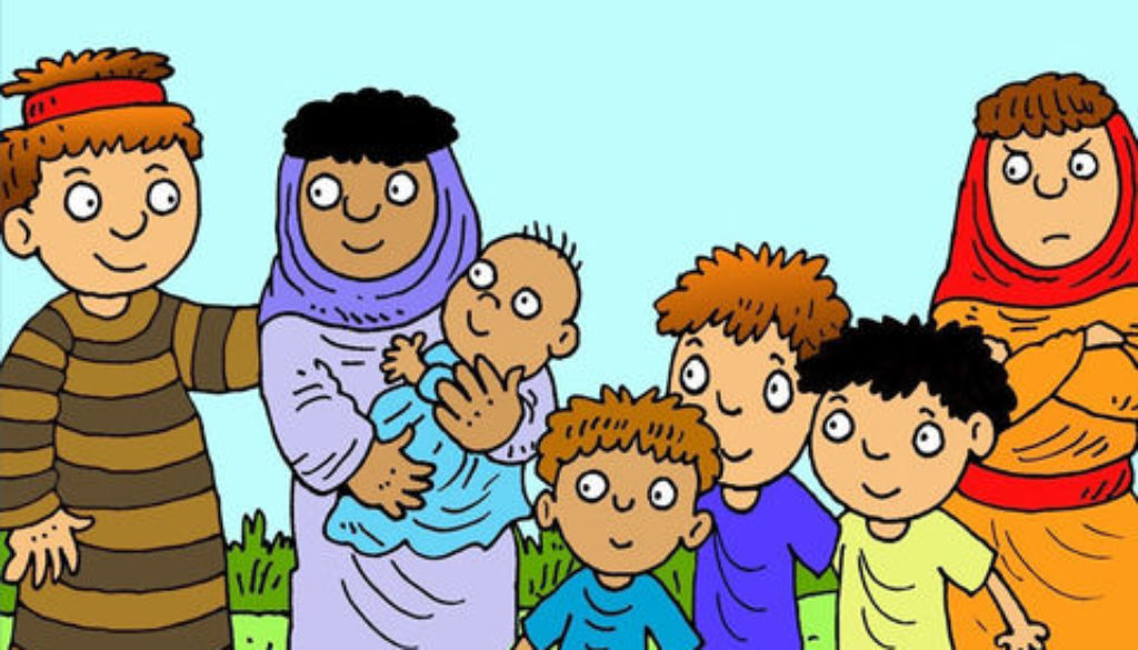 Genesis 29:31-35 El-Roi Hears