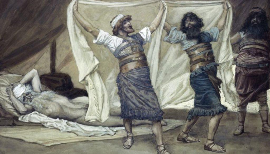 Genesis 9:18-29 Life Begins Again