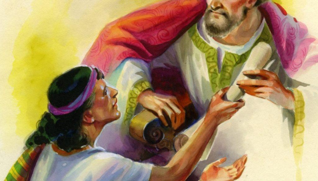 Philemon 8-22 The Heart of the Matter