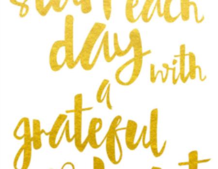Philemon 4-8 Giving Thanks
