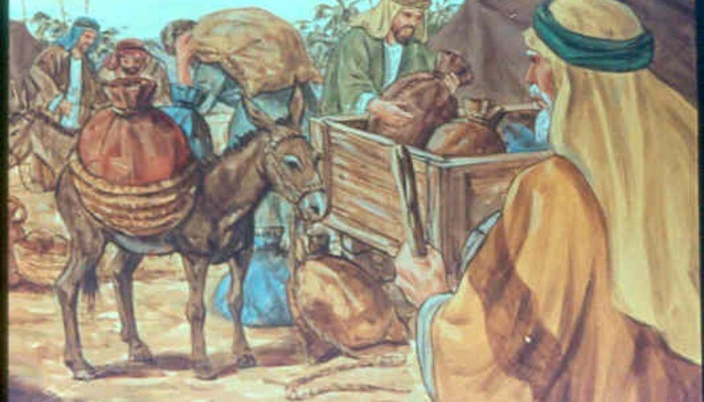 Genesis 45:25-46:27 Off To Egypt