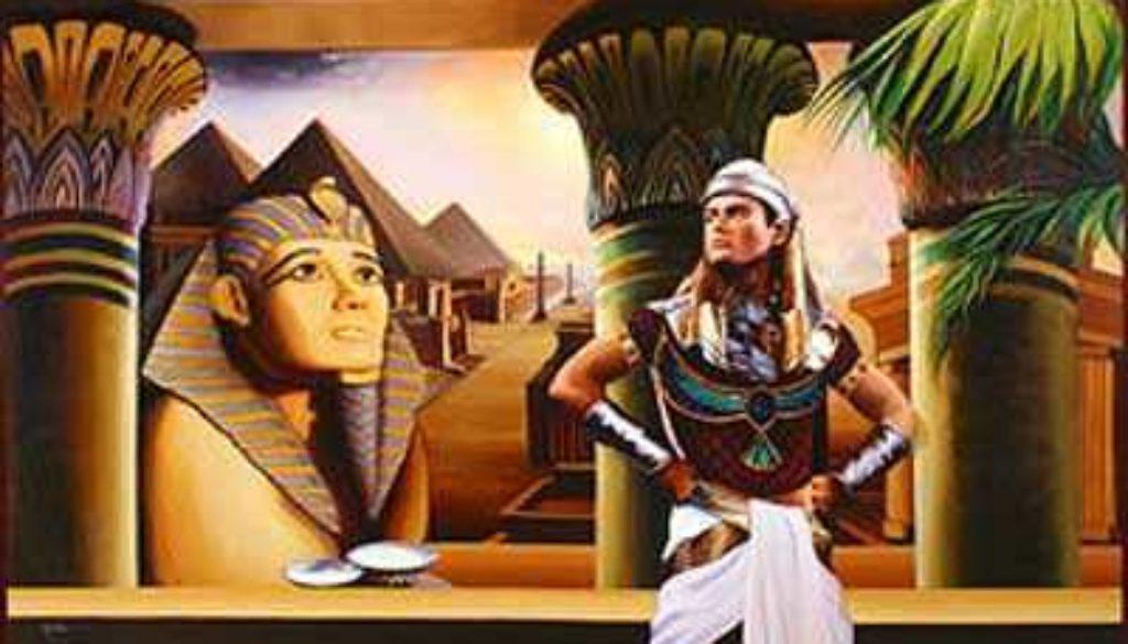 Genesis 47:13-26 Pharaoh'$ Coffer$