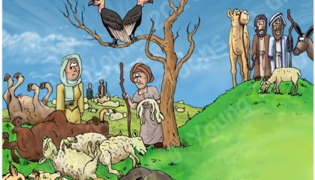 Exodus 9:1-7 Goodnight Camels