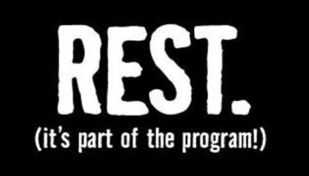 Genesis 2:1-3 Resting Time
