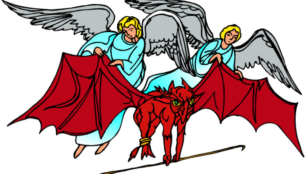 Revelation 20:1-6 Satan Bound