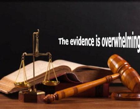 Hebrews 2:1-4 Overwhelming Evidence